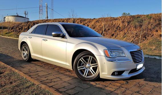 Chrysler 300c 3.6 V6 2012 Prata