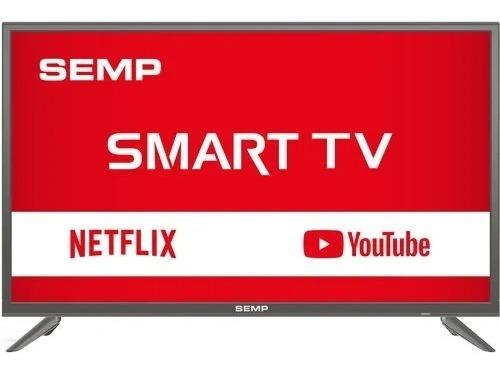 Smartv Tv Led 43 Semp S3900 Full Hd Com Wi-fi 2 Hdmi 1 Usb