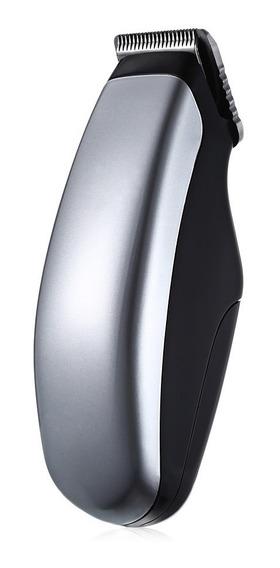 Mini Máquina Depilar Cortar Cabelo E Barba Portátil