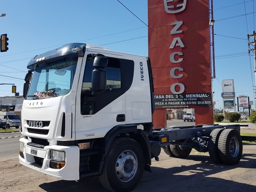 Iveco Tector New 250hp