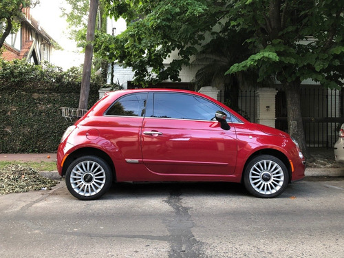 Fiat 500 1.4 Lounge 105cv At - Impecable!