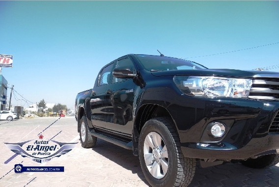 Toyota Hilux 2019 2.7 Cabina Doble Mt