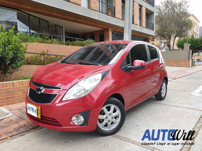Chevrolet Spark Gt Mt 1200 Cc Aa 4p Full Equipo