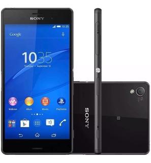 Smartphone Sony Xperia Z3 16gb Singl D6633 Tela 5.2 Original