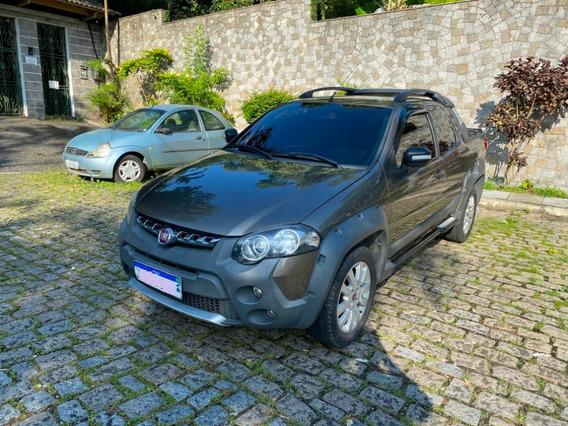Fiat Adventure Cabine Dupla Flex Dualogic 3p 1.8 16v 2016