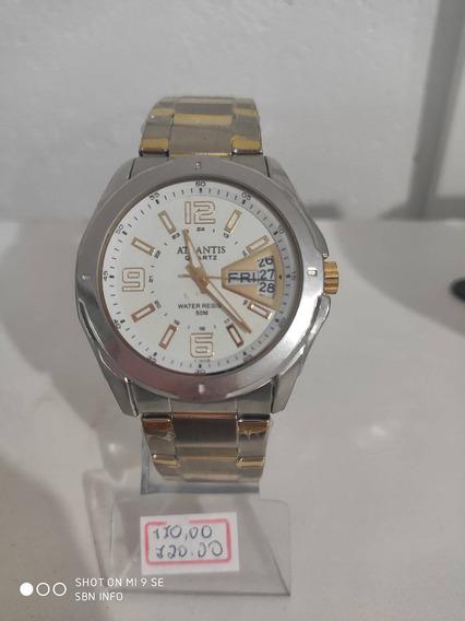 Relógio Atlantis G3121 Masculino