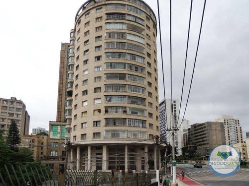 Apartamento Com 2 Dormitórios À Venda, 100 M² Por R$ 350.000,00 - Centro - São Paulo/sp - Ap0126