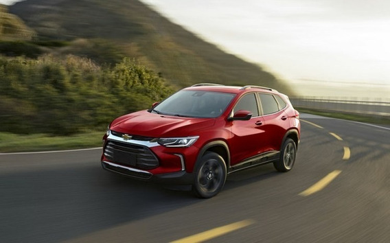 Nueva Chevrolet Tracker Ltz At
