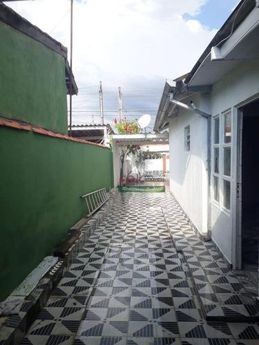 Imagem 1 de 12 de Casa Com 4 Dormitórios À Venda, 170 M² Por R$ 205.000 - Residencial Vale Das Acácias - Pindamonhangaba/sp - Ca6119