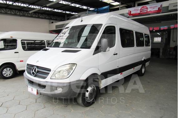 Mercedes-benz Sprinter 515 T.a. E.l .2014/2014 16 Lugares