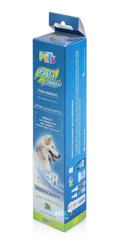 Imagen 1 de 6 de Pasta Dental Para Perros 90g Fancy Pets Mejora Aliento Sarro