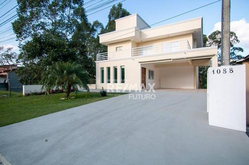 Imagem 1 de 30 de Casa Com 3 Dormitórios À Venda, 335 M² Por R$ 890.000,00 - Paysage Vert - Vargem Grande Paulista/sp - Ca0154