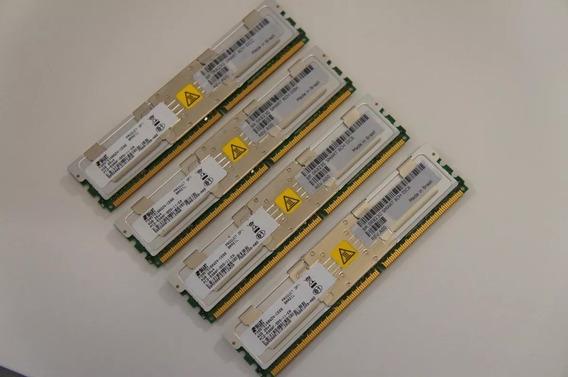 16gb De Memoria Ddr2 Pc2 5300 Para Servidor Dell 4 X 4 Gb