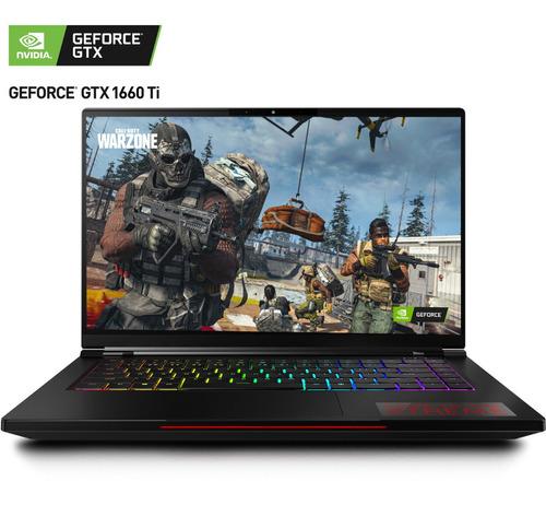 Laptop Gamer Xpg Xenia 15.6 Geforce Gtx 1660 Ti Core I7