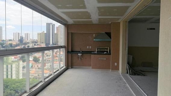 Apartamento Alto Padrão Com 3 Suítes, 4 Vagas À Venda, 225 M² Por R$ 2.500.000 - Jardim - Santo André/sp - Ap1955