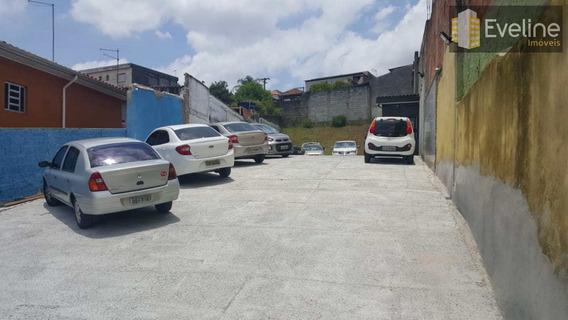 Área A Venda, Estacionamento, Ferraz De Vasconcelos - V1342