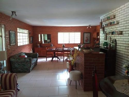Chácara Com 3 Dormitórios À Venda, 2000 M² Por R$ 1.079.000,00 - Centro - São Carlos/sp - Ch0003