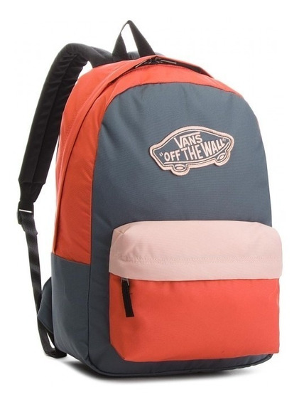 Mochila Vans Unisex Coral Realm Backpack Vn000nz0p5c