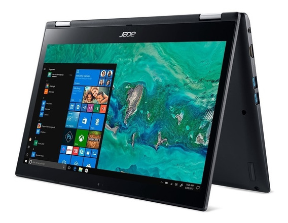 Notebook Acer Spin 3 Sp314 Intel® Core I5-8250u 8gb
