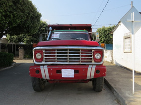 Volqueta Ford Placa Publica En Cucuta Tel 3138605959