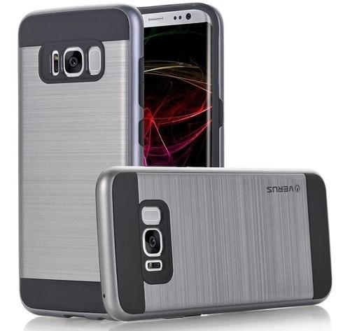 Imagen 1 de 3 de Protector Verus Doble Capa Metal Samsung S8 / S8 Plus + ®
