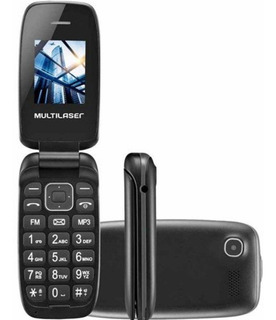 Celular Multilaser P9022 Bluetooth Dual Chip Mp3 Com Câmera