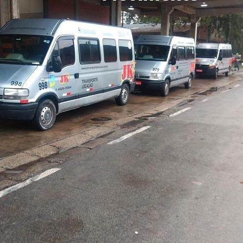 Locação De Vans Com Motorista E Fretado Para Empresa