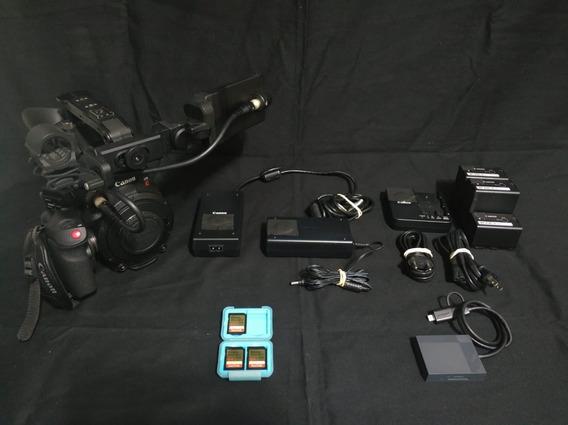 Câmera Canon Cinema Eos C200 Ef