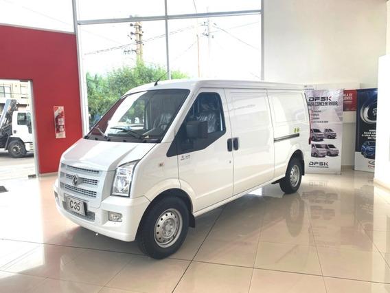 Dfsk C35 Van Cargo 1.5 2020 0 Km. Utilitario Blanco