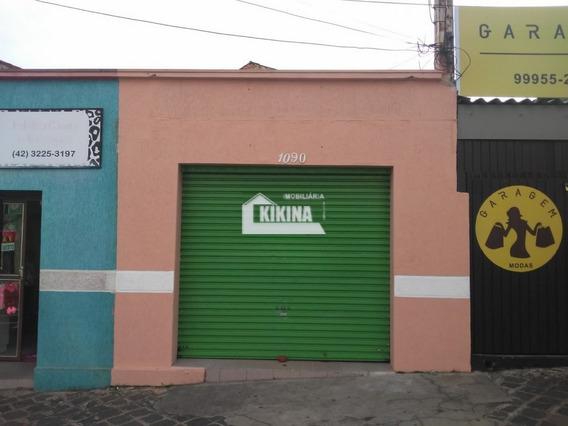Sala Comercial Para Alugar - 00101.003