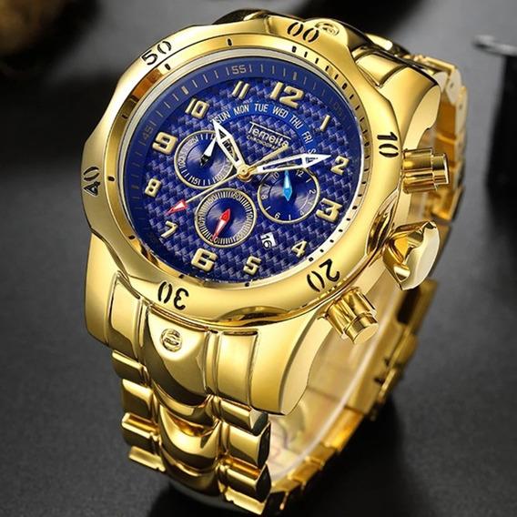 Relógio Masculino Temeite Relógio De Luxo