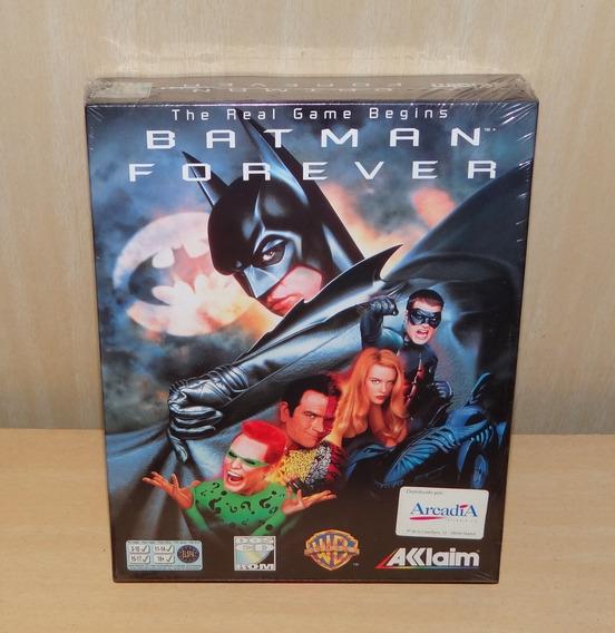 Batman Forever - Lacrado - Pc