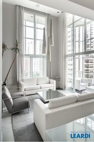 Apartamento - Moema Índios - Sp - 580178