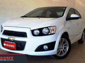 Chevrolet Sonic 1.6 4p Lt 2012