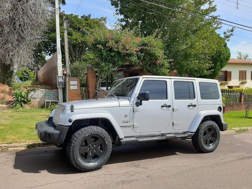 Imagem 1 de 8 de Jeep Wrangler 2011 3.8 Unlimited Sahara Aut 4p