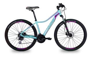 Bicicleta Vairo Dama Pulsion V1 Disco Rodado 27,5 Gm Store