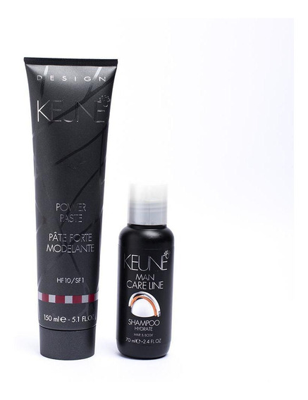 Kit Power Paste 150ml + Hydrate Shampoo 70ml