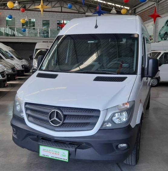 Mercedes-benz Sprinter 2.2 Cdi Diesel Van 415 Ta Longo 16l