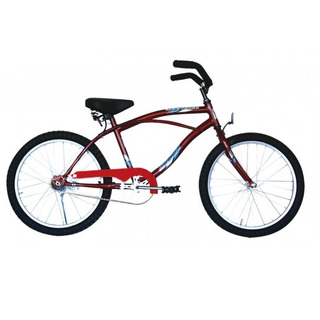Bicicleta Unibike R20 206010 Playera C/freno Delantero