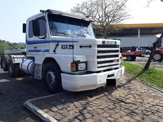 Scania 113 360 6x2 1997 Particular