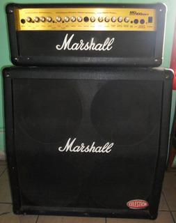 Amplificador Marshall Mg100hdfx 100w - Cuotas Y Envío