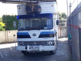 Casa Rodante 380. Montevideo · Om 65 Iveco f688b108b234b