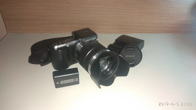 Sony Nex C3 Mirrorless