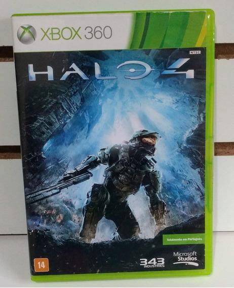 Jogo Halo 4 - Jogo Original Para Xbox 360