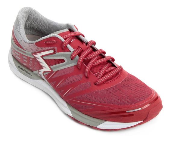 Tênis 361 Bio Speed Masculino Vermelho P Corrida Promoção