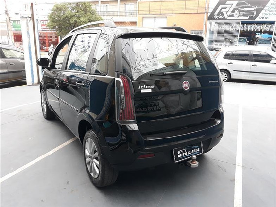 Fiat Idea Idea 1.4 Attractive 8v Flex Manual 5p