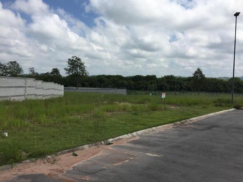 Terreno À Venda, 1180 M² Por R$ 850.000,00 - Condomínio Residencial Colinas Do Paratehy - São José Dos Campos/sp - Te0470