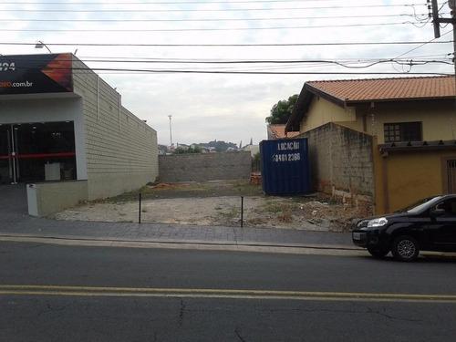 Terreno À Venda, 330 M² Por R$ 400.000,00 - Jardim São Domingos - Americana/sp - Te0050