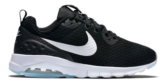 Zapatillas Mujer Nike Air Max Motion Black Ii -dx