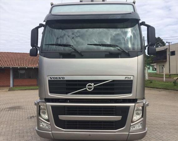 Volvo Fh 540 Globetrotter 6x4 (e5) Ano 2018